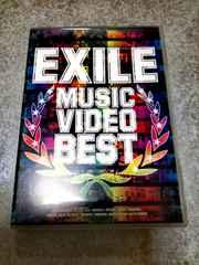 EXILEmusic videobest DVD 2枚組