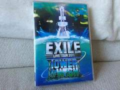 EXILE ライブツアー2011 TOWER OF WISH ライブDVD 3枚組