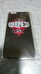 LOUDNESS ラウドネス 35thツアーグッズ iPhone6plus ケース 新品