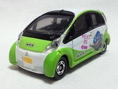 特注トミカ NHK小型EV中継車 三菱 iMiEV