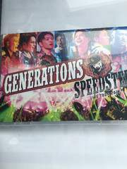 GENERATIONS☆SPEEDSTER