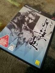 PS2☆風雲新撰組☆時代劇アクションゲーム。