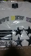 ■未開封■ BUMP OF CHICKEN 2014 HAPPY NEW YEAR 新品Tシャツ