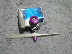 小型飛行機用ラジコンエンジン