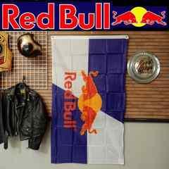 【送料無料】レッドブル 旗 フラッグ Red Bull タペストリー