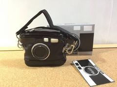 新品♪即決 Motif.カメラ型 ソフトMINI CASE/定価1296円