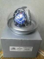 シチズン置き時計三カ国表示世界時計