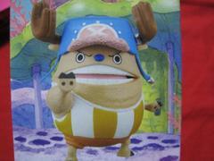 限定ワンピース チョッパー ワールドコレクタブルフィギュア vol.29 TV240 非売品