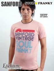 SANFORD×SOUL☆FRANKYコラボTシャツ/M 梅しゃん