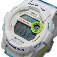 カシオ ベビージー Baby-G Gライド   BGD-180FB-7 ホワイト