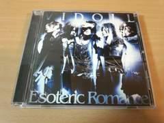 ヴィドールCD「Esoteric Romance」VIDOLL 通常盤●
