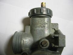 キタコ_キャブレター_京浜_KEIHIN_日本製PC20_モンキー・ゴリラ・エイプ
