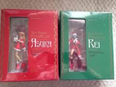 フィギュア付き初回限定版 7巻 レイ アスカ 2個セット