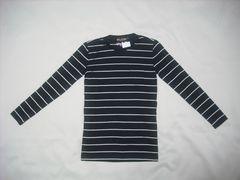 3 女 RALPH LAUREN RUGBY ラルフローレン 7分袖Tシャツ XSサイズ