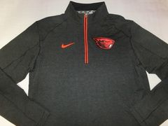 レア Nike製 DriFit USカレッジ【OREGON ST BEAVERS】JKT US L