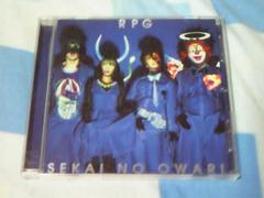 CD クレヨンしんちゃん バカうま!B級グルメ〜主題歌 RPG SEKAI NO OWARI
