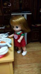 ミキマキちゃんの洋服