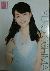 AKB48 CAFESHOP 写真 大島優子 A4サイズ