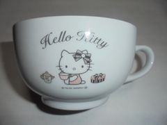 洋服の青山 Hello Kitty オリジナルスープカップ ほぼ未使用品