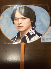 関ジャニ∞×セブンミニうちわ★丸山隆平