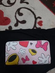 ミニーちゃん ★ 長財布