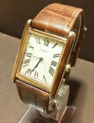 ★正規品★ 高級メンズ腕時計 LLOYD BIGスクエアフェイス 激レア 現品限り