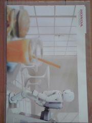 新品ホンダASIMOカードセット(�B枚入り)�Dスタ