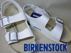 BIRKENSTOCKビルケンシュトック新品MILANOミラノ034731白42