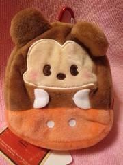 ■ミッキーマウス■ミニリュック型ポーチ■