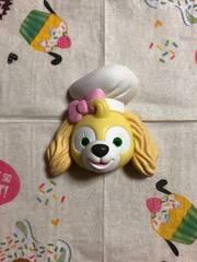 【新品】香港ディズニーランド*ダッフィーフレンズ*クッキー*マグネット