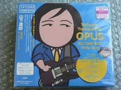 山下達郎【OPUS-ALL TIME BEST 1975-2012】初回限定盤/ベスト4CD