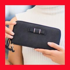 プレゼントに最適な長財布  7色