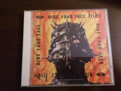 hide「HIDE YOUR FACE」X JAPAN