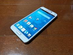 即落/即発!!美中古品 SC-04F Galaxy S5 ホワイト