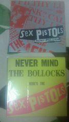 ゆうパック送料無料 セックス・ピストルズ UK 公式盤オリジナル盤 2枚セット 新品