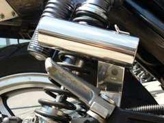 汎用 50.8π サイレンサー スタンド REVO XJ CBX CB マフラー