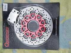 ●オプティマム/シグナスX用260mmディスクローター/サポート付き