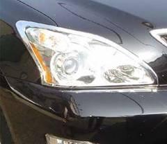 トヨタ ヘッドライトリング ハリアー 3#系 RX330