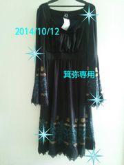2010年薔薇オーナメント姫袖OP◆ゴシック/Moitie系◆25日迄の出品即決