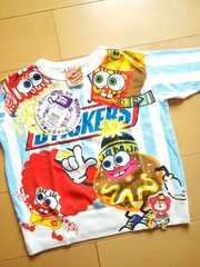 新品7分Tシャツ110白ジャムJAM