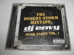 DJ Envy/Desert Storm Mixtape: DJ Envy - Blok Party 1 Import