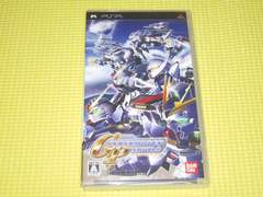 PSP★即決★SDガンダム ジージェネレーション ポータブル