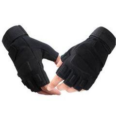 ★人気です★ フィンガーレス グローブ 手袋 Mサイズ