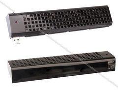 最新型★PS3用強力冷却クーリングファン4連機搭載・USBポート搭載冷却ファン