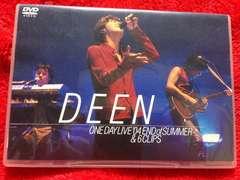 DEEN ONEDAYLIVE'04ENDofSUMMER&6CLIPS DVD