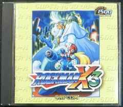 (PC)Super1500「ROCKMAN X3/ロックマンX3」☆ウィンドウズPC用♪