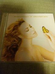 2枚組ベストCD マライアキャリー グレイテストヒッツ 帯なし 国内盤