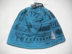 rc58 男 RIP CURL リップカール ニット帽 ビーニー 柄