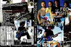 ≪送料無料≫FOO FIGHTERS シドニー 3.24.2011 フーファイターズ