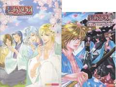 DS 幕末恋華新選組DS  攻略本2冊 コンプリートガイドブック